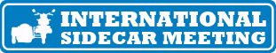 International Sidecar Meeting Sticky Logo